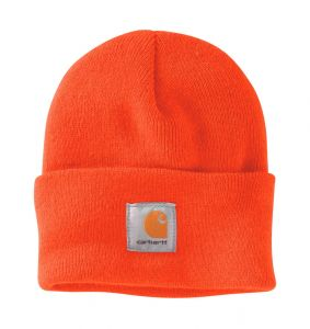 Czapka Carhartt Acrylic Watch Hat bright orange