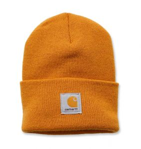 Czapka Carhartt Acrylic Watch Hat gold