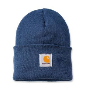 Czapka Carhartt Acrylic Watch Hat dark blue