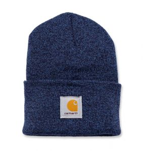 Czapka Carhartt Acrylic Watch Hat dark blue - navy