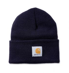 Czapka Carhartt Acrylic Watch Hat navy