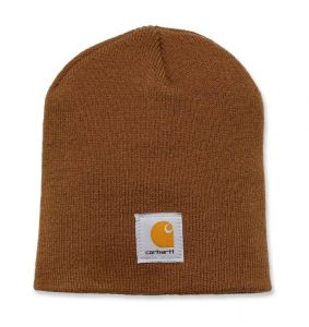 Czapka Carhartt Acrylic Knit Hat brown