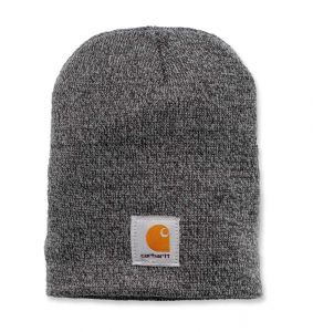 Czapka Carhartt Acrylic Knit Hat grey / coal heather