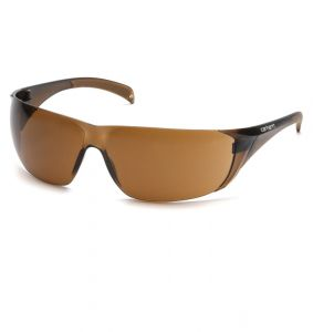 Okulary ochronne Carhartt Billings Safety Glasses bronze