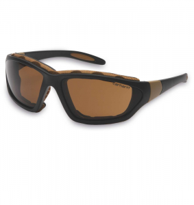 Okulary ochronne Carhartt Carthage Safety Glasses bronze