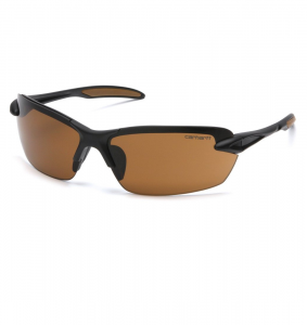 Okulary ochronne Carhartt Spokane Safety Glasses bronze