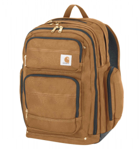 Plecak Carhartt Legacy Deluxe Work Pack brown