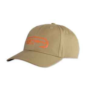 Czapka Carhartt Force Extremes Fish Hook Logo Cap dark khaki