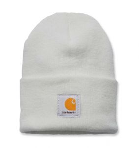 Czapka Carhartt Acrylic Watch Hat winter white