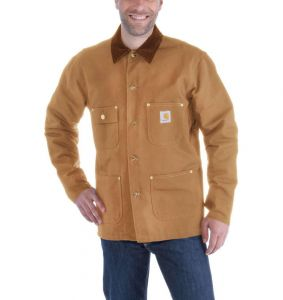 Kurtka Carhartt Duck Chore Coat CARHARTT® BROWN