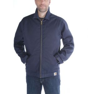 Kurtka Carhartt Twill Work Jacket NAVY
