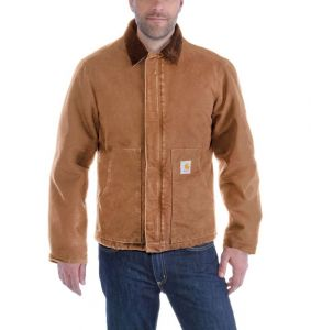 Kurtka Carhartt Sandstone Traditional Jacket CARHARTT® BROWN