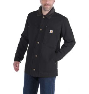 Kurtka Carhartt Full Swing® Chore Coat BLACK
