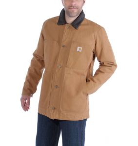 Kurtka Carhartt Full Swing® Chore Coat CARHARTT BROWN