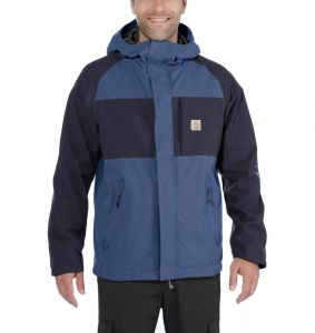 Kurtka Carhartt Angler Jacket WEATHERED BLUE