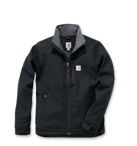 Softshell Carhartt Crowley Jacket BLACK