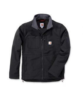 Softshell Carhartt Rough Cut Jacket BLACK