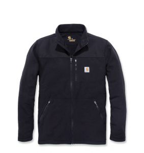 Bluza Carhartt Fallon Full-Zip Sweater Flece BLACK