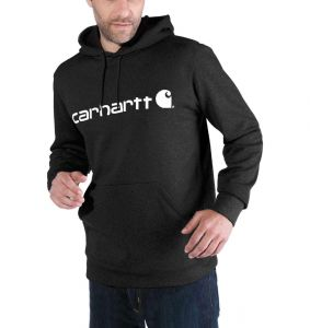 Bluza Carhartt Force Extremes® Signature Graphic Hooded Sweatshirt BLACK/COAL