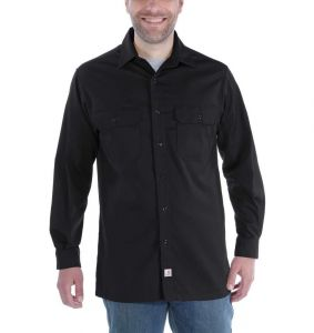 Koszula Carhartt Twill Work Shirt L/S BLACK