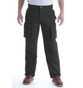 Spodnie Carhartt Duck Multi Pocket Tech Pant BLACK