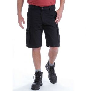 Spodenki Carhartt Force® Tappen Cargo Short BLACK