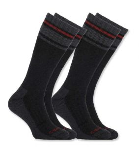 Skarpety Carhartt Cold Weather Thermal Sock (2 pary) BLACK