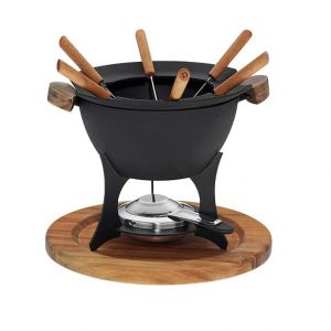 Fondue-set Kela Country 11 pieces