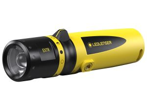 Latarka LEDLENSER EX7R yellow box
