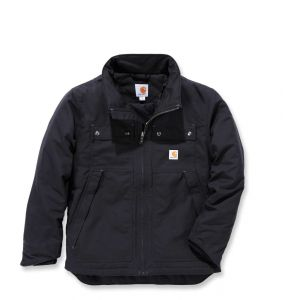 Kurtka Carhartt Quick Duck® Jefferson Jacket BLACK