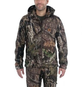 Kurtka Myśliwska Carhartt Buckfield Jacket MOSSY OAK BREAK-UP COUNTRY