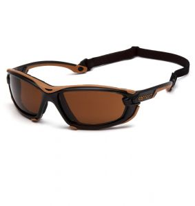 Okulary Ochronne Carhartt Toccoa Safety Glasses BRONZE