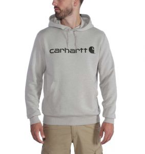 Bluza Carhartt Force® Delmont Graphic Hooded Sweatshirt ASPHALT HEATHER