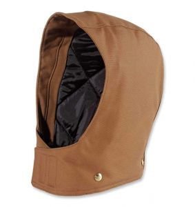 Kaptur Carhartt Firm Duck Hood BROWN