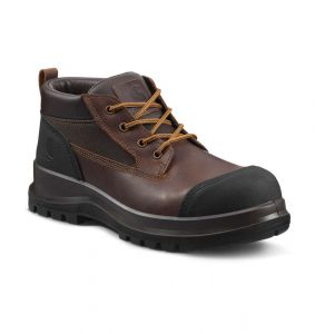Buty Carhartt Detroit Chukka S3 dark brown