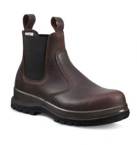 Buty Carhartt Carter Chelsea Boot S3  dark brown