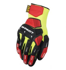 Rękawice Mechanix M-Pact® Knit CR3A3 Hi-Viz  HI-VIZ YELLOW