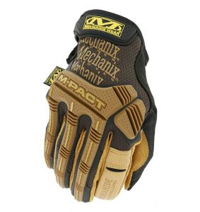 Rękawice Mechanix Durahide™ M-Pact® BROWN/BLACK