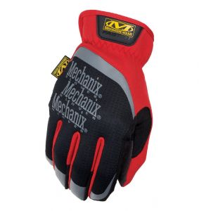 Rękawice Mechanix FastFit® RED