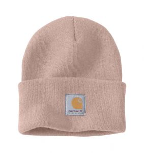Czapka Carhartt Acrylic Watch Hat ROSE SMOKE