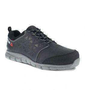 Buty Reebok Excel Light Leather WP S3 BLACK