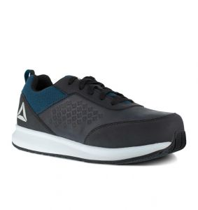 Buty Reebok Print Premier Leather WP S3 NAVY/BLACK