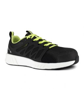 Buty Reebok Fusion FlexWeave™ Work S1P ESD BLACK/LIME/WHITE