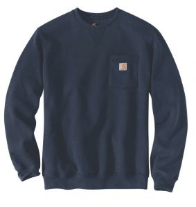 Bluza Carhartt Crewneck Pocket Sweatshirt NEW NAVY