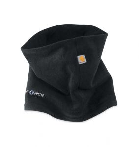 Komin Carhartt Force® Fleece Neck Gaiter BLACK
