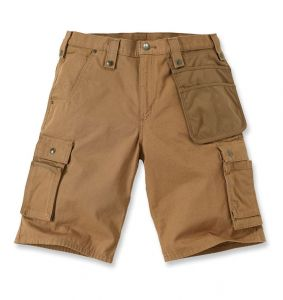 Spodenki Carhartt Multi Pocket Ripstop Short BROWN