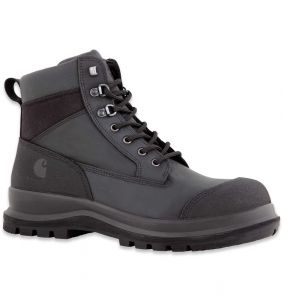 Buty Carhartt Detroit Rugged Flex S3 Mid Work Boot black