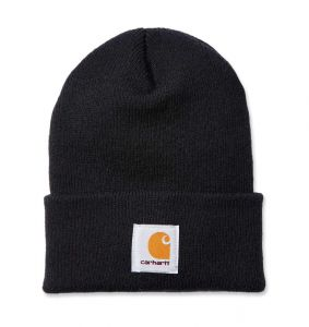 Czapka Carhartt Acrylic Watch Hat black