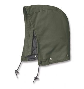 Kaptur Carhartt Sandstone Hood Polyester Quilted MOSS