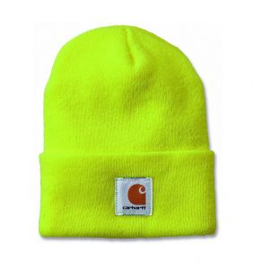 Czapka Carhartt Acrylic Watch Hat bright lime